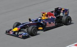 Sebastian Vettel Stock Image
