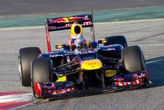 Sebastian Vettel Obrazy Stock