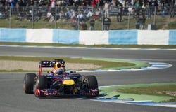 Sebastian Vettel Stock Images