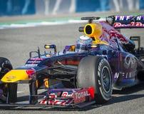 Sebastian Vettel Zdjęcia Stock