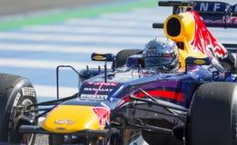 Sebastian Vettel Fotografia Stock