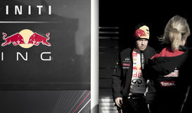 Sebastian Vettel Obraz Stock