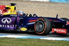 Sebastian Vettel Fotografía de archivo libre de regalías