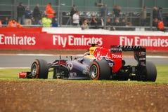 Sebastian Vettel Royalty-vrije Stock Foto's