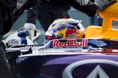 Sebastian Vettel Stock Photo