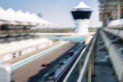 #5 Sebastian VETTEL, Ferrari, Abu Dhabi, post season testing