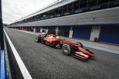 Sebastian Vettel Ferrari 2015 Stock Image