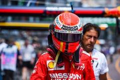 Sebastian Vettel, Ferrari, Monaco 2019