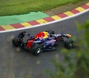 Sebastian Vettel Redbull Racing Immagini Stock
