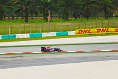 Sebastian Vettel (team Red Bull) Stock Images