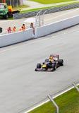 Sebastian Vettel (team Red Bull) Stock Image