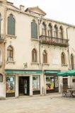 Sebastiano Venier Historic Home royaltyfri foto