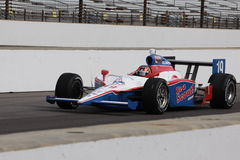 Sebastien Bourdais Indianapolis 500 Pole Day 2011 Royalty Free Stock Photography