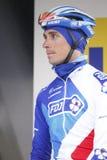 Sebastien Chavanel Team F des Jeux Royalty Free Stock Image