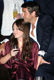 Sebastien Izambard und Renee Murphy Lizenzfreies Stockfoto