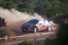 Sebastien Loeb Stock Photo