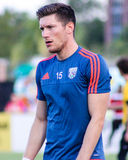 Sebastien Pocognoli, West Bromwich Albion Royalty Free Stock Photography