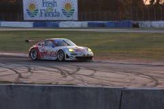 Sebring Racing Car Circuit Royalty Free Stock Images