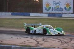 Sebring Racing Car Circuit Stock Photo