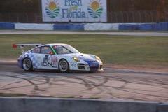 Sebring Racing Car Circuit Stock Images