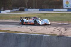 Sebring Racing Car Circuit Royalty Free Stock Image