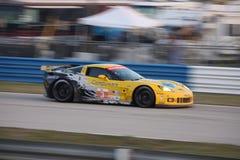 Sebring Racing Car Circuit Royalty Free Stock Photo