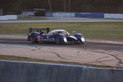 Sebring Racing Car Circuit Royalty Free Stock Images