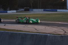Sebring Racing Car Circuit Royalty Free Stock Photos