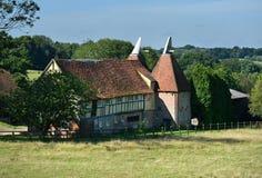Secadero de Kent Imagen de archivo libre de regalías
