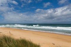 Secadero del  del océano Ñ, Nuevo Gales del Sur, Australia Fotografía de archivo