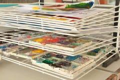 Secador das paletas Imagem de Stock