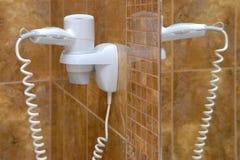 Secador de cabelo Imagens de Stock Royalty Free
