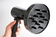 Secador de cabelo Imagens de Stock