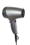 Secador de cabelo isolado Imagens de Stock