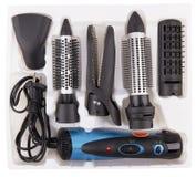 Secador de cabelo isolado Foto de Stock Royalty Free