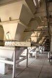 Secadora de grano imagen de archivo libre de regalías