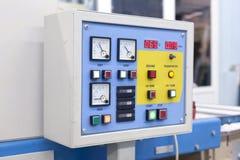 Secadora del centro de control imagen de archivo