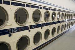 Secadores comerciais Imagem de Stock Royalty Free