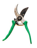 Secateurs royalty free stock photography