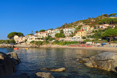 Seccheto - Elba island Royalty Free Stock Photo