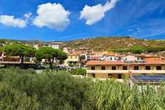 Seccheto - Elba island Royalty Free Stock Photos