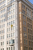 Secchio concreto Fotografie Stock Libere da Diritti