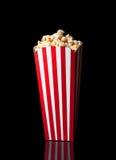 Secchio di popcorn Fotografia Stock Libera da Diritti