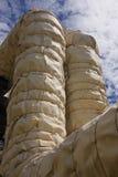 Sección de una tubería Imagen de archivo