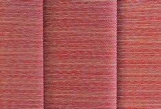 Secciones verticales de la persiana. Primer Foto de archivo libre de regalías