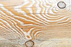 Secco su legno Fotografie Stock Libere da Diritti
