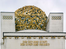 Secession Building, Vienna Stock Image