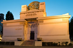 Secession Building Vienna Royalty Free Stock Photo