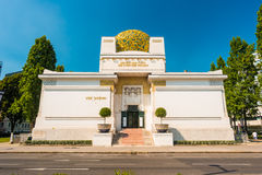 The Secession Building Royalty Free Stock Image