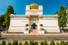 The Secession Building Stock Photography